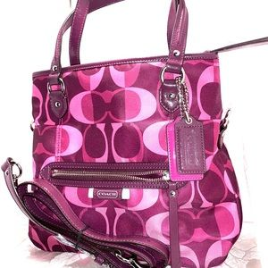 ❤️SALE❤️ Designer Coach Shoulder Bag
